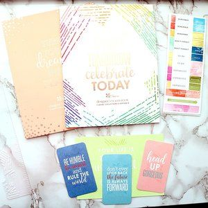 Erin Condren Planner Stickers, Ruler and Extras